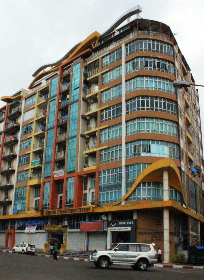 Yangon Construction property