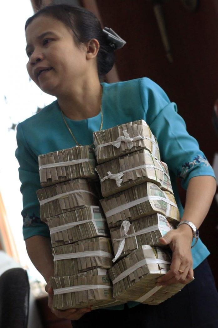 bank kyat money investment tax kbz finance