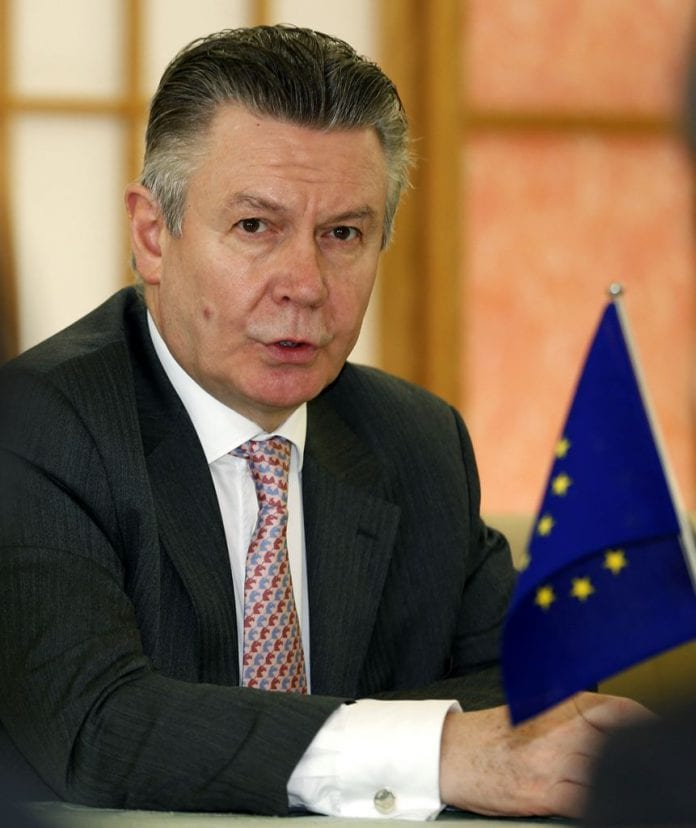 karel de gucht eu trade commissioner