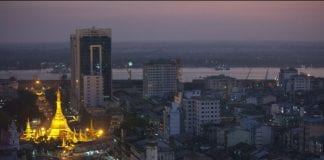 myanmar yangon investment sule skyline property