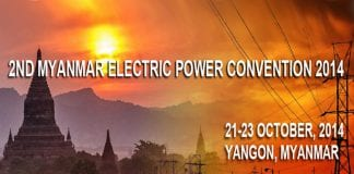 2nd myanmar electric power convention