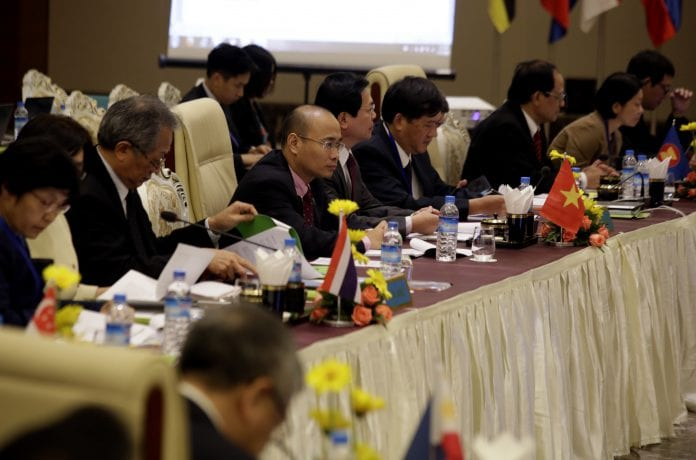 ASEAN economic minister's meeting AEM 2014 (8)