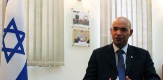 Ambassador of Israel to Myanmar Hagay Moshe Behar Myanmar Business Today interview