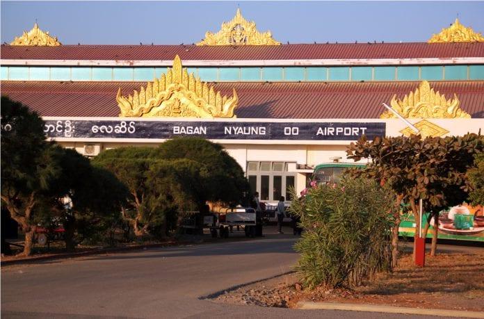 Bagan Nyaung Oo Airport