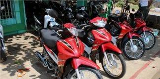 Bago motorbike