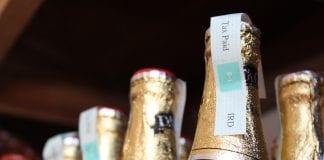 Myanmar beer dagon tax stamp IRD - Copy