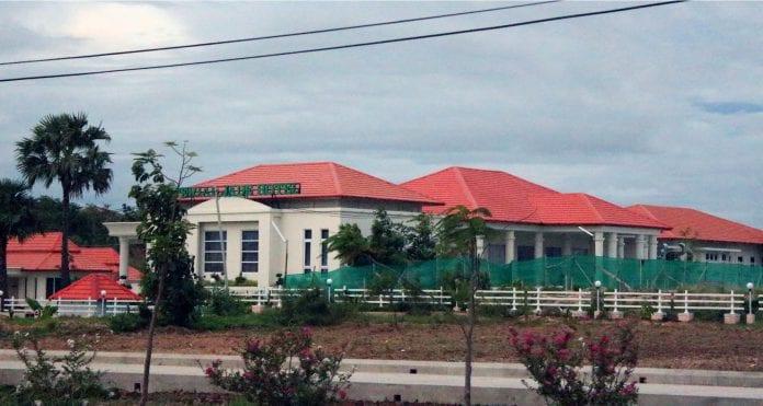Myanmar nay pyi taw hotel property