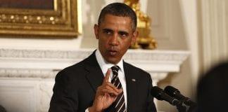Obama President