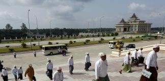 Parliament Myanmar Xinhua (2)
