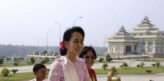 Parliament Myanmar thein sein suu kyi (6)
