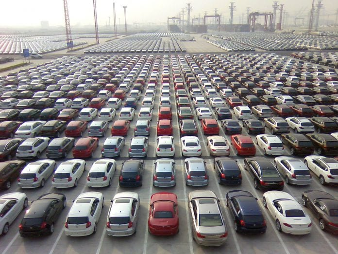 Shanghai-RORO-Terminal