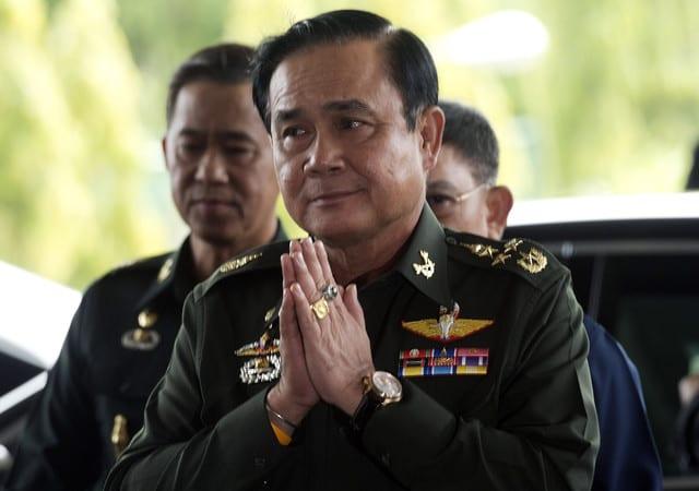 Thai Junta Leader Prayuth Chan-Ocha