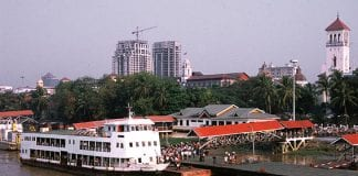 Yangon River Port asiacruisenews
