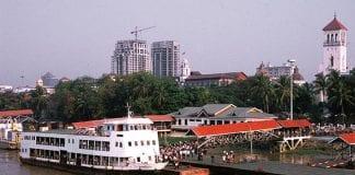 Yangon River Port asiacruisenews