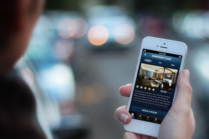 hotel quickly app
