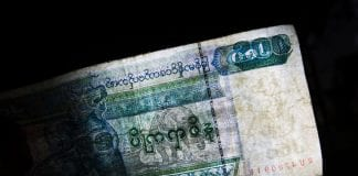 myanmar kyat income tax inflation