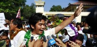 myanmar political prisoner