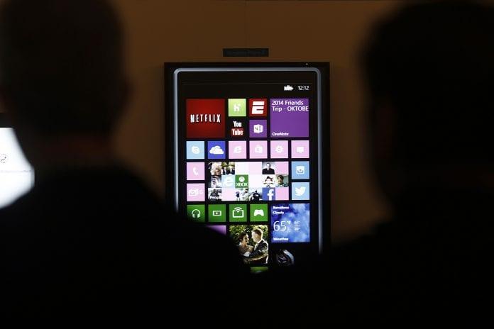 netflix app mobile video streaming