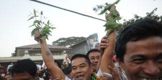 political prisoner Myanmar