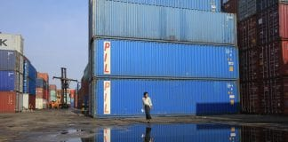 port economy container port myamar investment trade export import trade