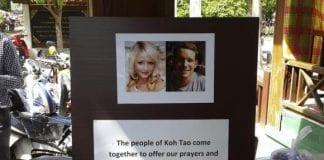 thailand tourist murder