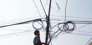 yangon power grid electricity