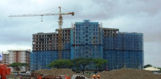 Construction of Star City Zone B_Credit to Yoma Strategic
