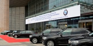 Image 4_BMW is the Official Limousine for 25th ASEAN Summit in Myanmar_Credit to PAC & BMW