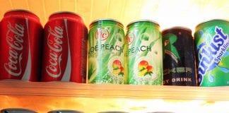 Myanmar beverage yangon 100 plus coke sunkist