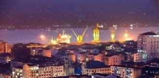 Myanmar property real estate port economy development river yangon - Copy
