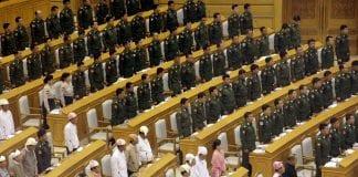 Parliament Myanmar thein sein suu kyi (2)
