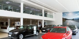 Prestige Automobiles BMW Showroom_X1 & X3_Credit to BMW & PAC