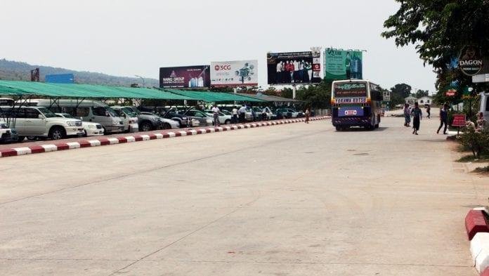 Yangon mandalay highway