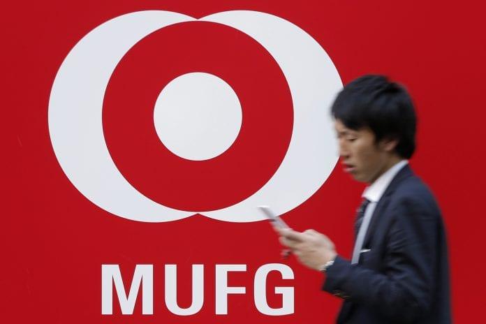 bank of tokyo mitsubishi UFJ MUFG