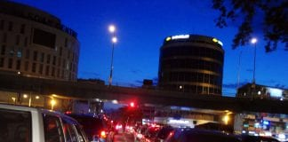 car traffic chevrolet yangon road parking