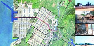 dawei project sez map plan
