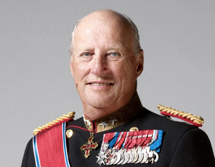 king of norway harald V