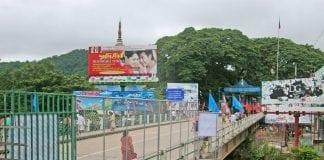 mae sai thai myanmar friendship bridge