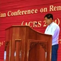 remote sensing conference myanmar