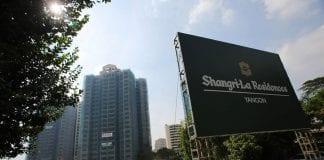 shangri la residences property real estate myanmar yangon