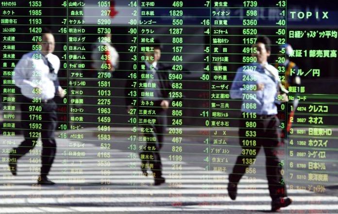 stock market tokyo