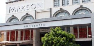 FMI centre parkson mall supermarket yangon
