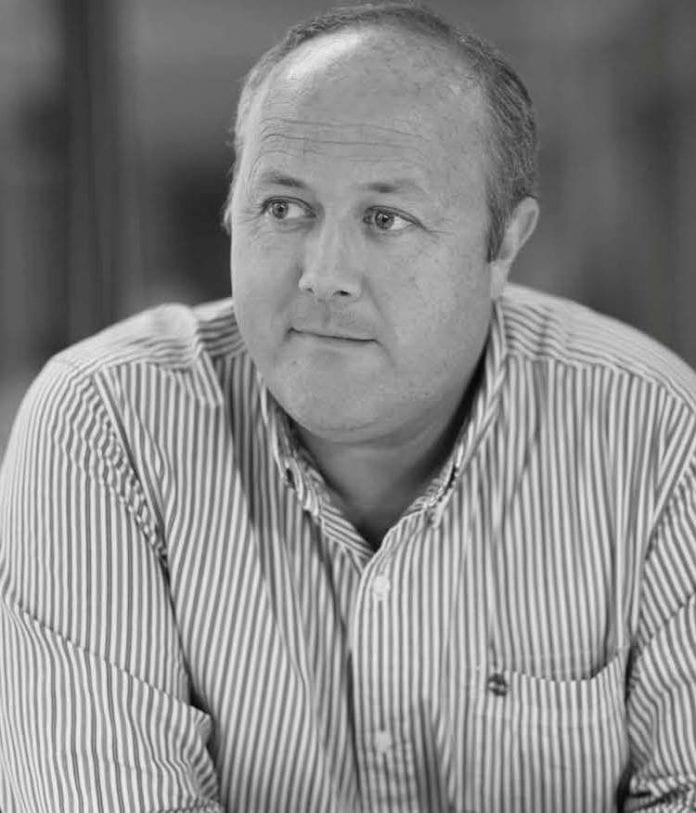 Gruffudd Owain, executive principal of Aedas (Singapore)