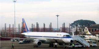 Myanmar aviation MAI visa tourist yangon international airport edited