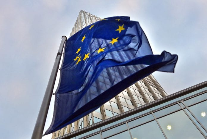 eu flag european high commission
