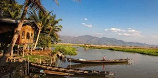 inle lake taungyi