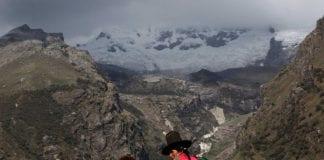 peru hualcan glacier lima climate change conference