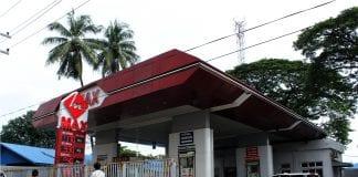 petrol station auto car yangon gas diesel