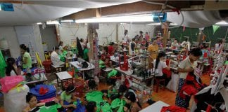 Myanmar garment (2)