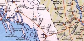 Myanmar rakhine state